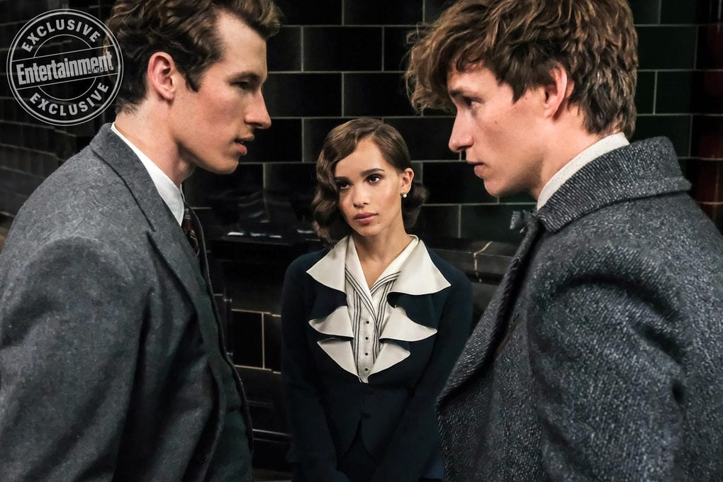 <p><strong>STARRING:</strong> Eddie Redmayne, Jude Law, Johnny Depp, Katherine Waterston, Dan Fogler</p> <p><strong>DIRECTED BY:</strong> David Yates</p> <p><strong>RELEASE DATE:</strong> Nov. 16</p>