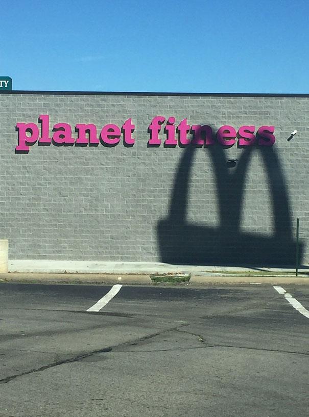 Когда вы пытаетесь оставаться здоровым, но ваши демоны все еще преследуют вас