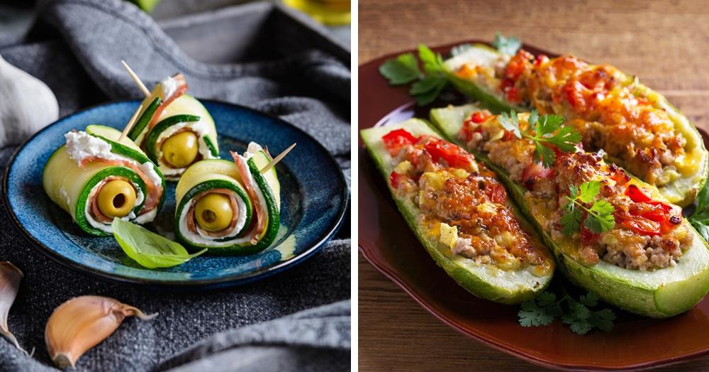 10 самых вкусных рецептов для тех, кто не знает, что делать с кабачками