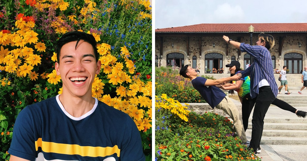 17 примеров того, на что готовы пойти люди, чтобы у их друзей получилась красивая фотография