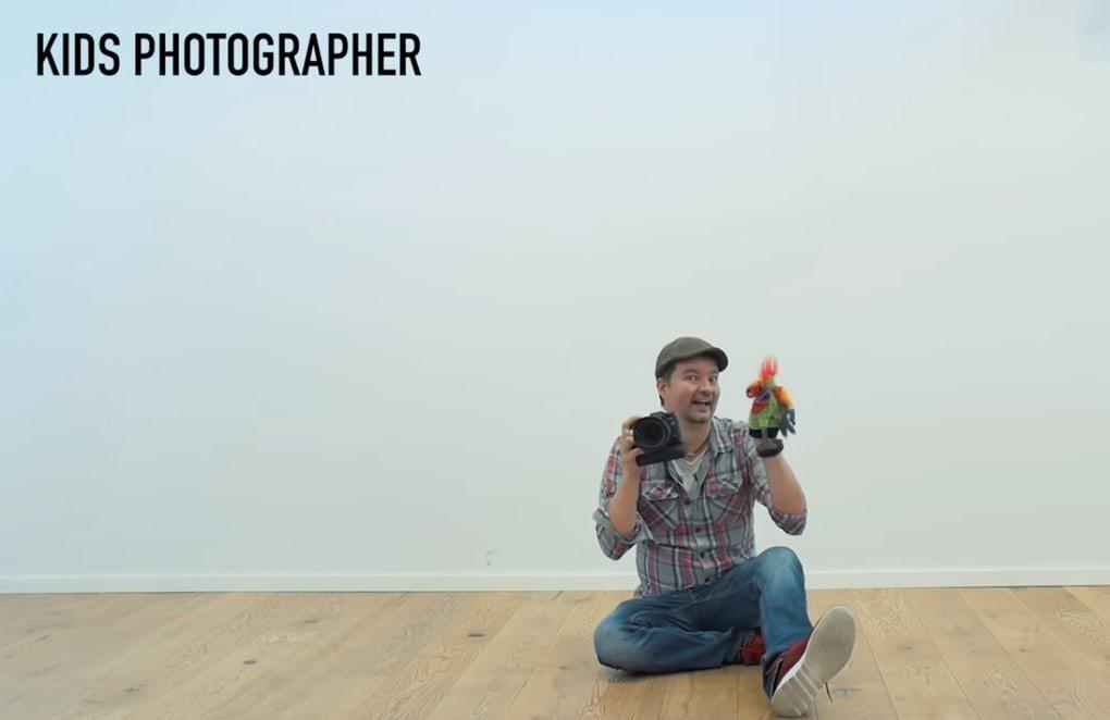 Как отличить 30 типичных видов фотографов друг от друга. Наглядное пособие от финского профессионала 5