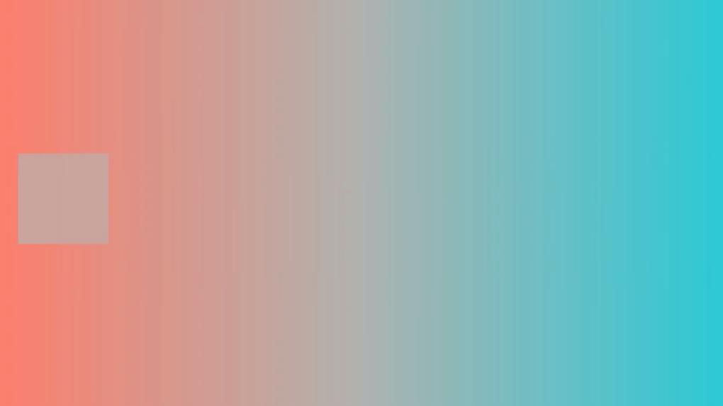 Японский психолог создал иллюзию с квадратом, меняющим цвет. И ваше зрение в который раз вас обманет 1