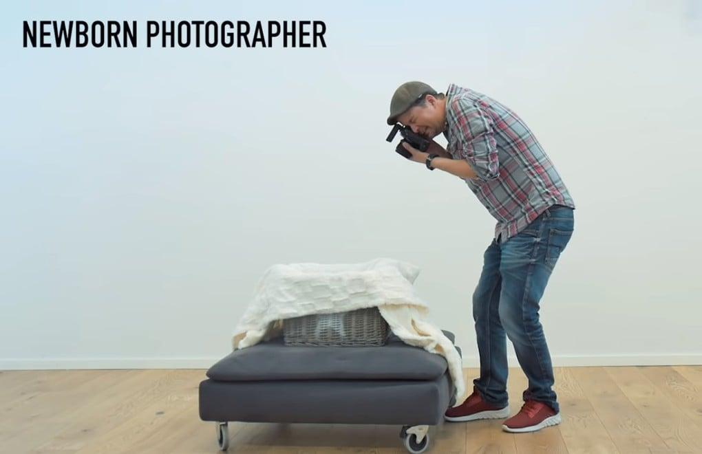 Как отличить 30 типичных видов фотографов друг от друга. Наглядное пособие от финского профессионала 14