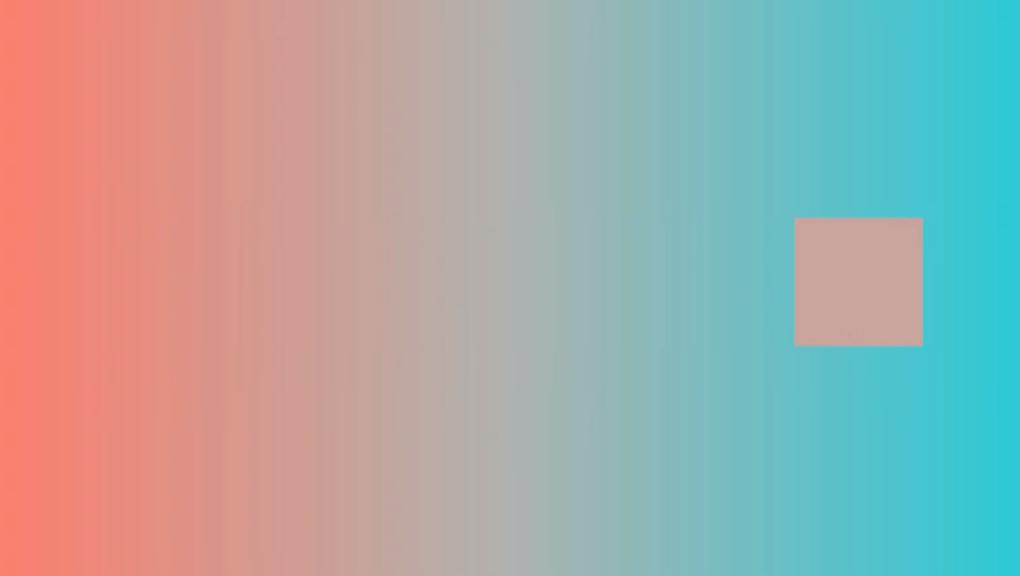 Японский психолог создал иллюзию с квадратом, меняющим цвет. И ваше зрение в который раз вас обманет 3