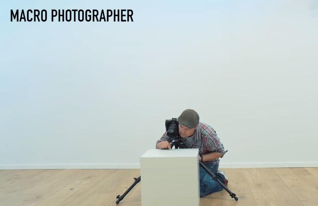 Как отличить 30 типичных видов фотографов друг от друга. Наглядное пособие от финского профессионала 8