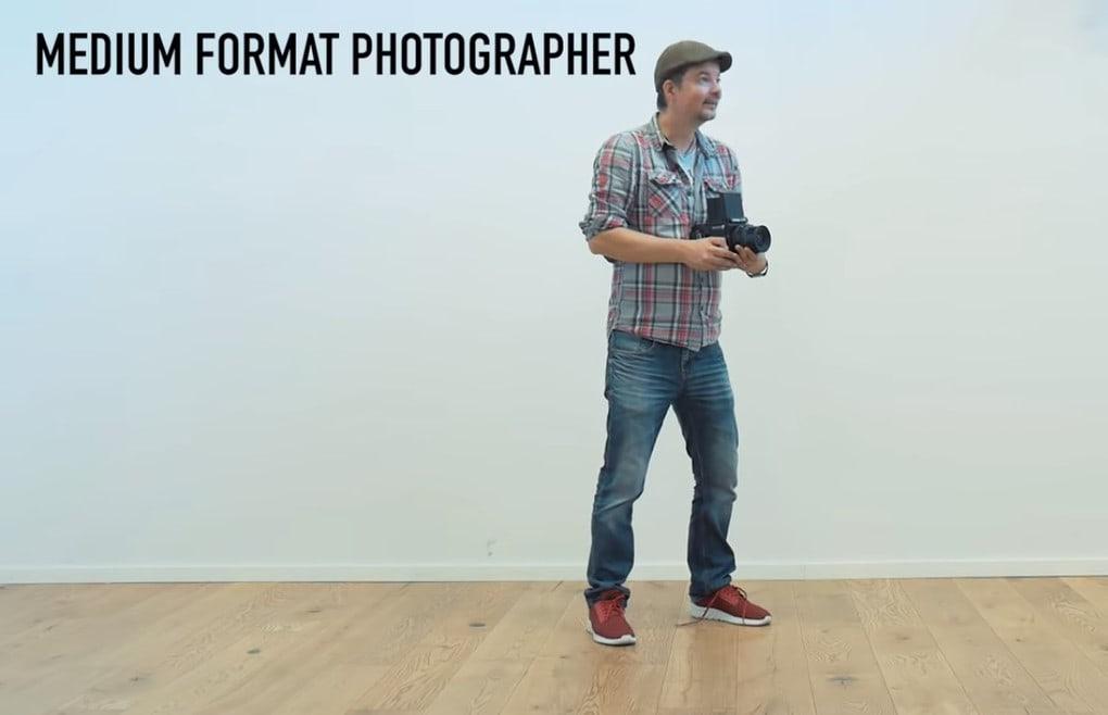 Как отличить 30 типичных видов фотографов друг от друга. Наглядное пособие от финского профессионала 10