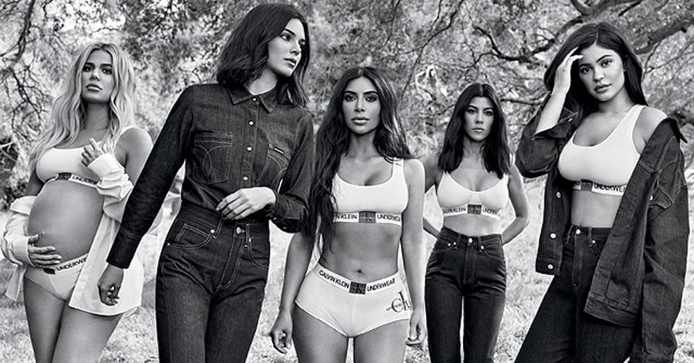 Пользователи нашли в рекламе белья фотошопный «косяк». Оказалось, что во всём виновата природа