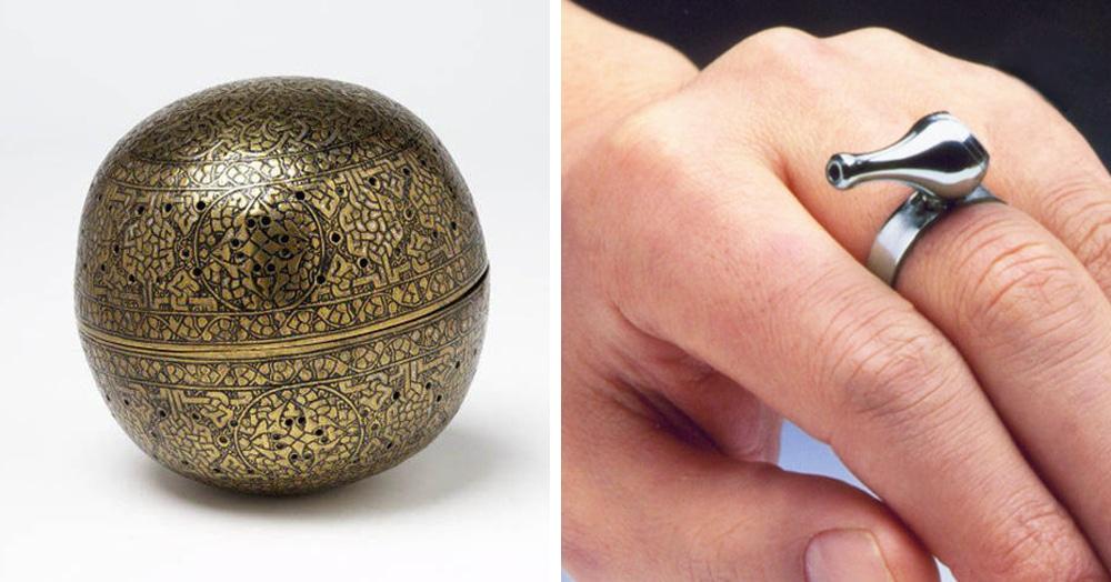 Тест: Угадайте, что это за странные предметы и для чего они используются?