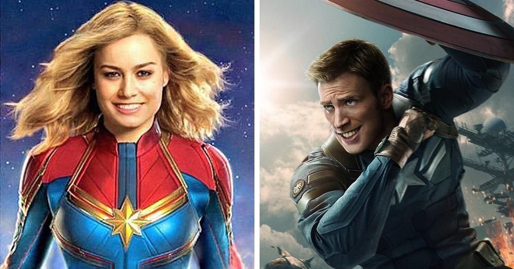 Фанат добавил улыбку героине «Капитана Марвел», а в ответ получил диковатый супергеройский флешмоб