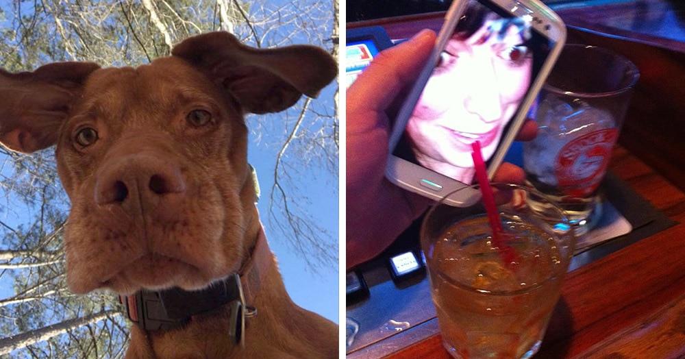 23 загадочные фотографии, которые люди находили в своих телефонах. И да — они их точно не делали