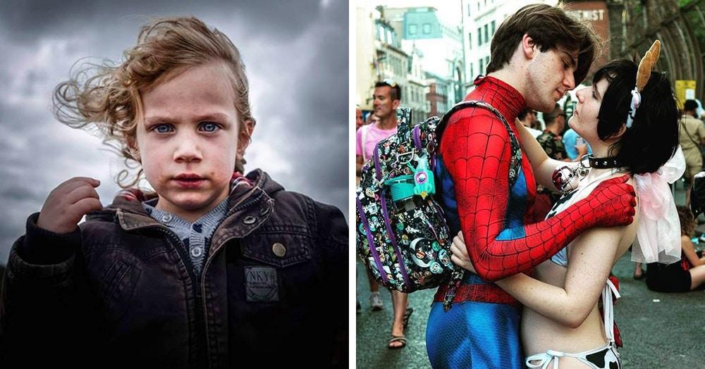 20 искренних снимков с конкурса на лучшую фотографию года из Инстаграма, в которых есть особая мощь