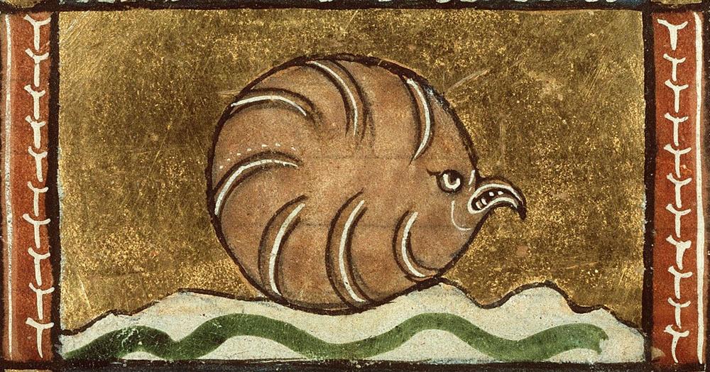 Тест: Сможете ли вы угадать, что за животные изображены на этих средневековых рисунках?