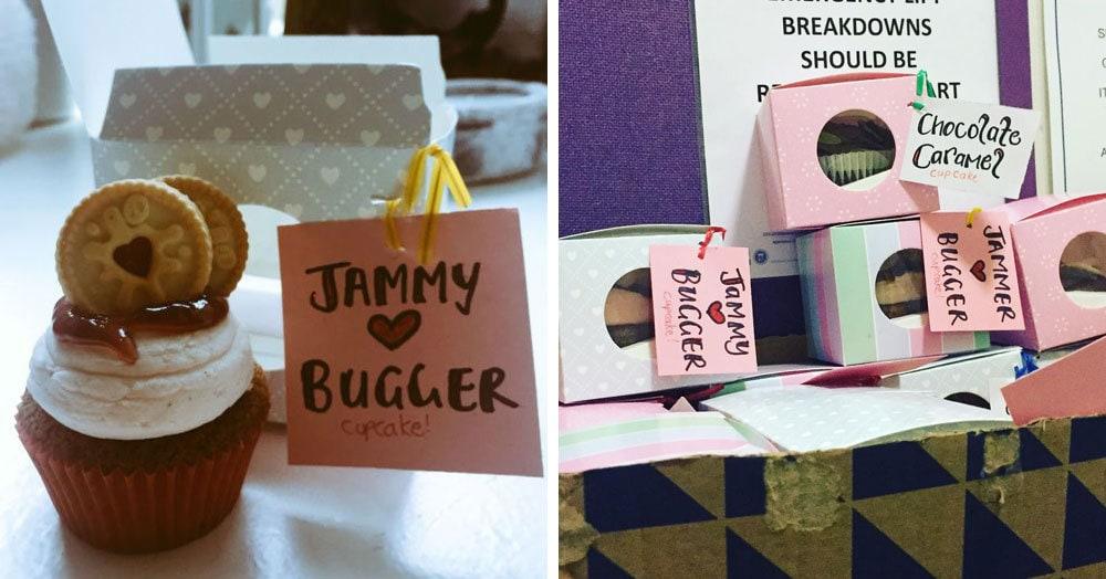 В Эдинбурге кто-то тайно подкладывает соседям вкусные кексы. Пирожкового «преступника» ищут всем подъездом