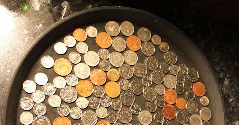 Хитрый бармен бросил вызов, предложив найти 20 пенсов на фото. Это оказалось не так просто