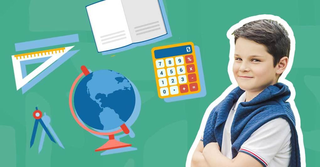 Тест: Кто умнее, вы или ученик пятого класса?