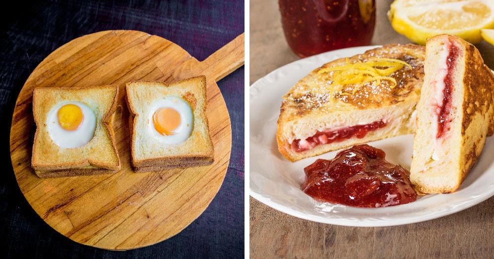 10 рецептов быстрых и вкусных завтраков, которые будут по душе любому школьнику