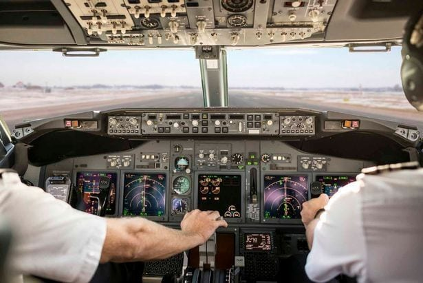 Some passengers may wonder how much a computer flies a plane compared to pilots themselves