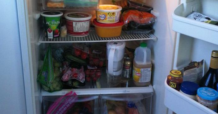 Лига детективов: пользователи сети угадывают владельцев холодильников по фоткам их содержимого