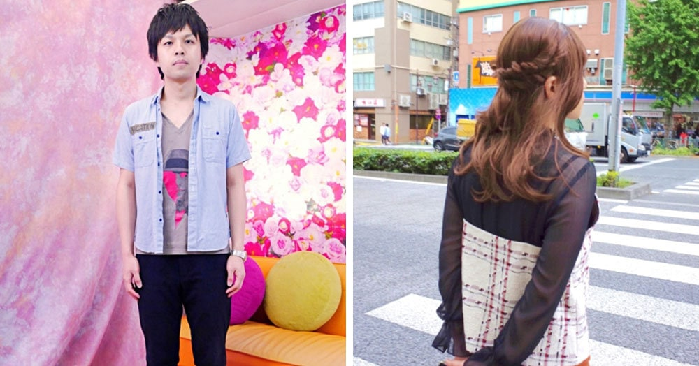 Японский репортёр прожил один день в качестве женщины, и ему хватило