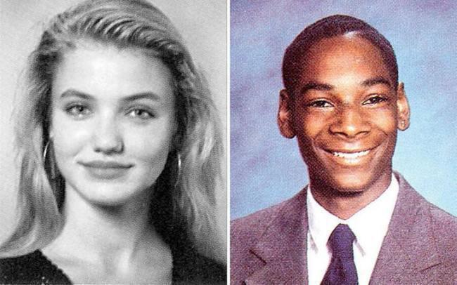17 фотографий знаменитостей из тех времён, когда их знали только одноклассники, а не весь мир 2
