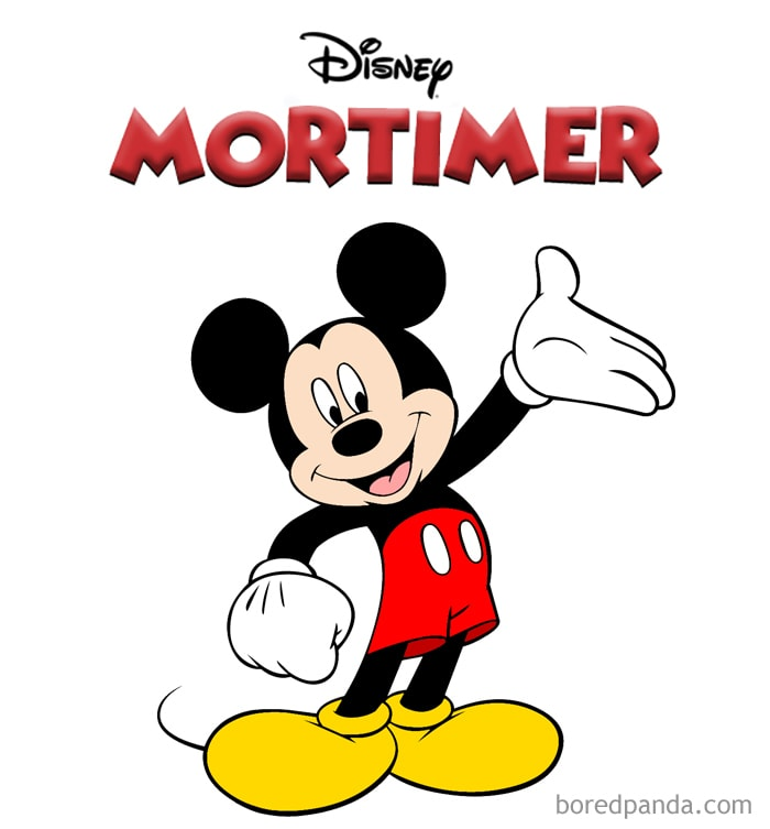 Mortimer - Mickey Mouse