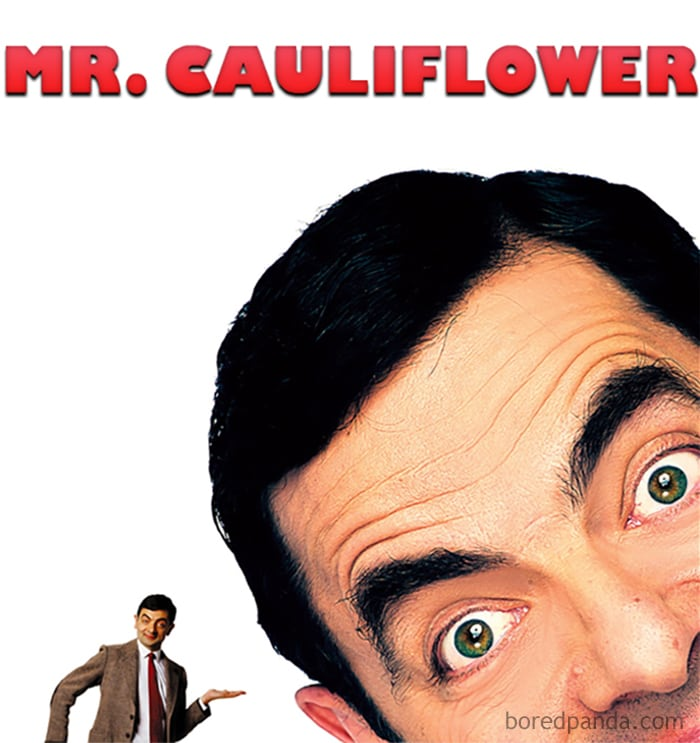 Mr Cauliflower - Mr Bean