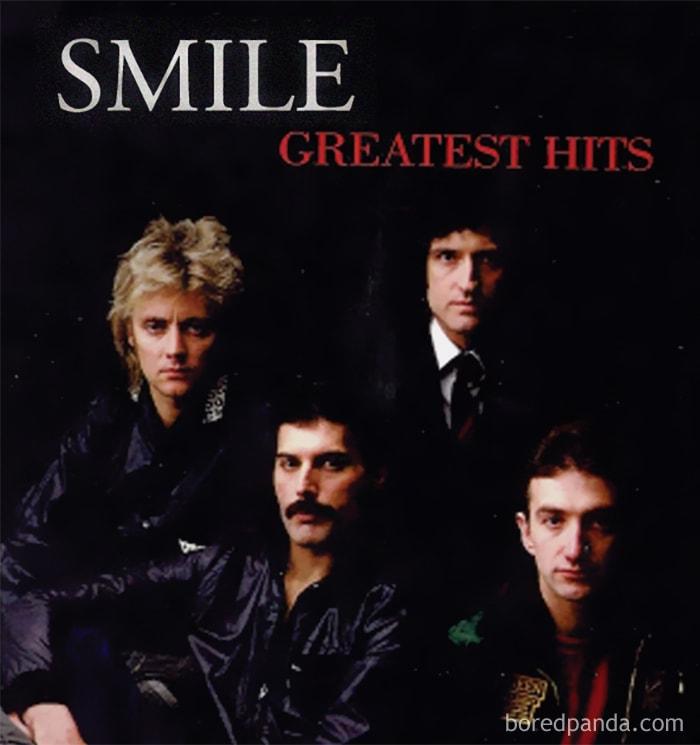 Smile - Queen