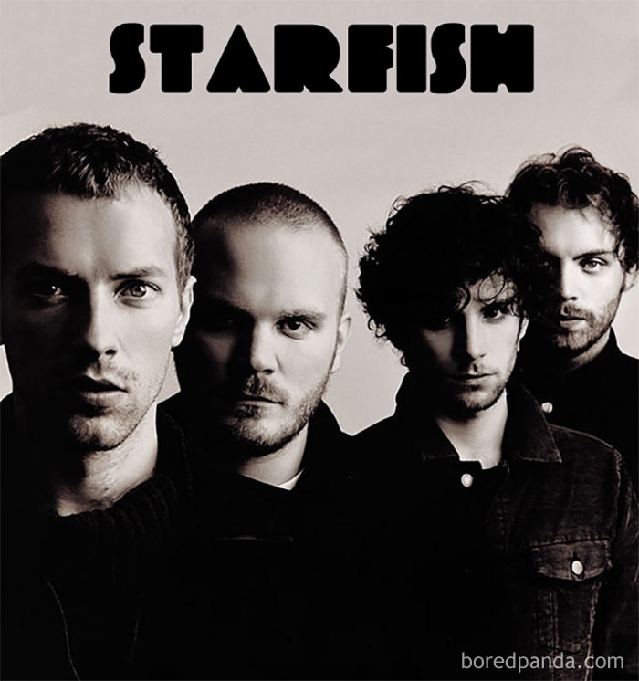 Starfish - Coldplay