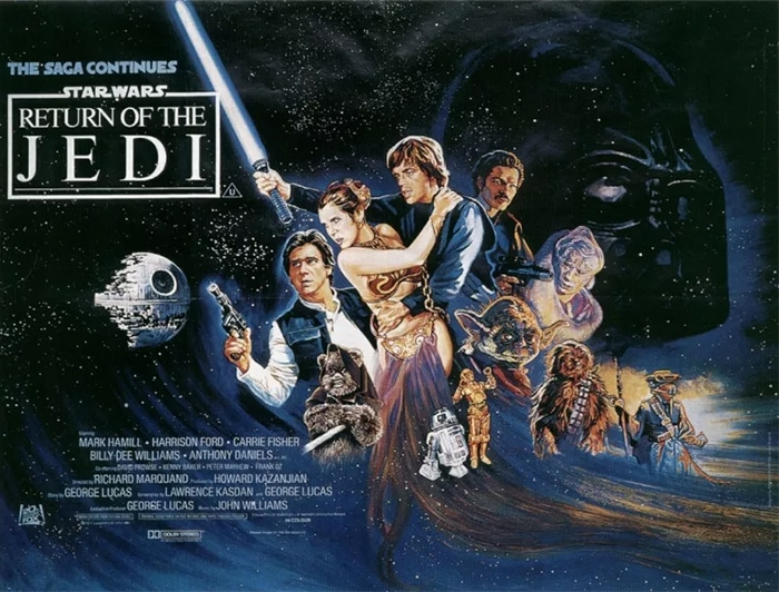 Revenge Of The Jedi - Return Of The Jedi