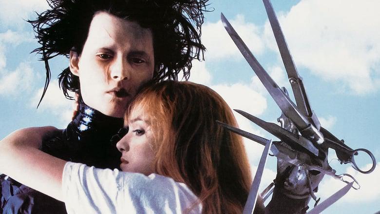 edvard ruki nozhnicy 1990 - ТОП-10 лучших фильмов с Вайноной Райдер, которые определённо достойны просмотра