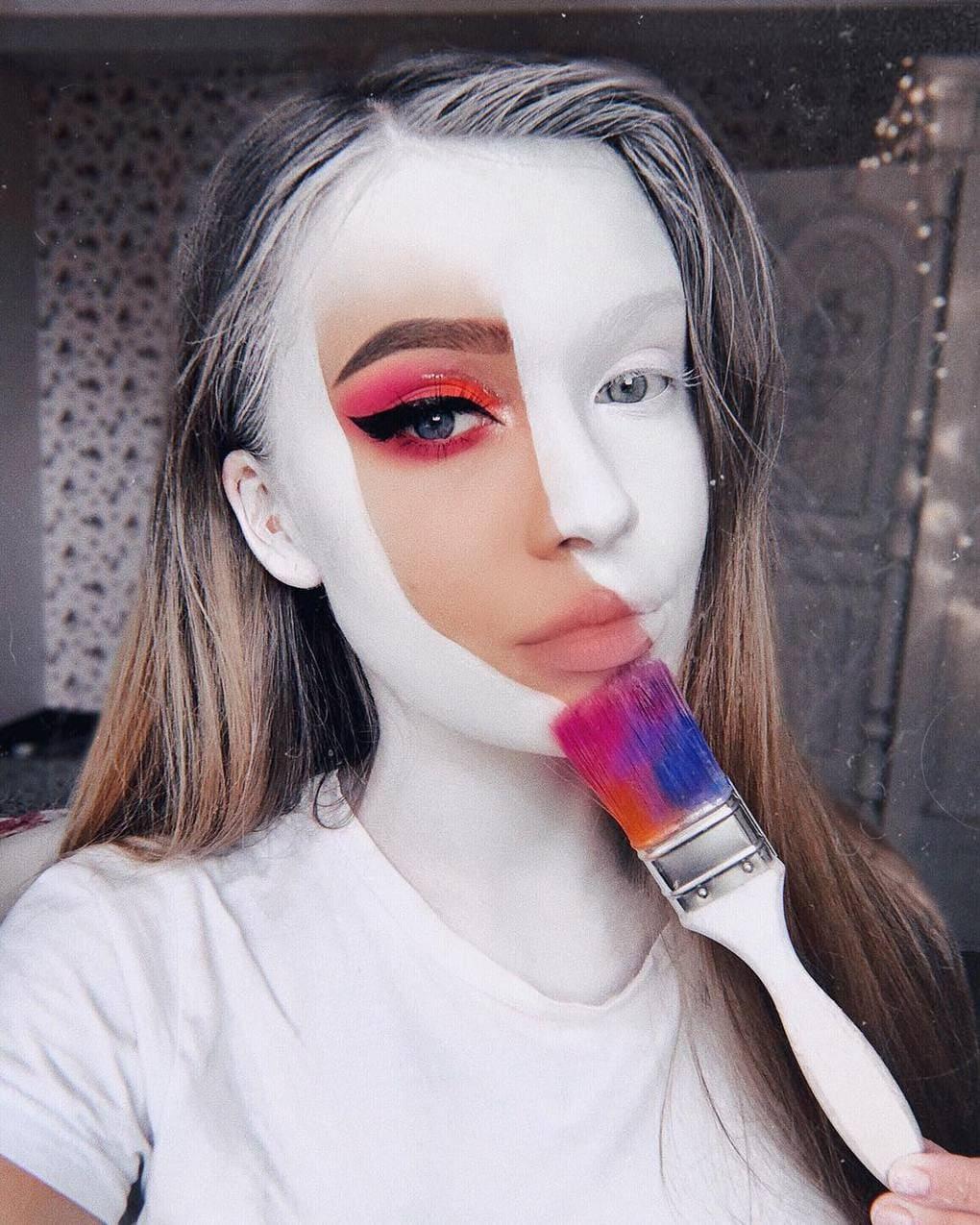 Визажист из Литвы делает макияж, с которым на Хэллоуине любая будет звездой вечеринки 2