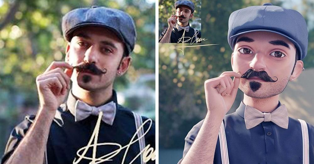 Этот художник превращает незнакомцев в мультяшных персонажей, и для этого ему достаточно одного фото