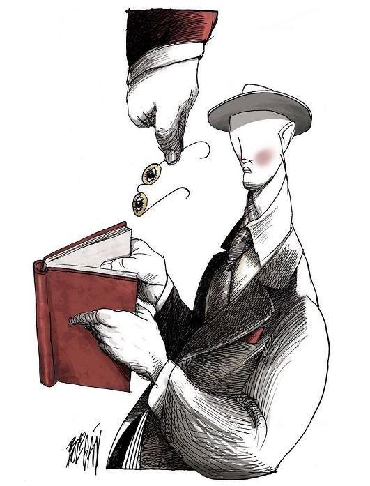 30 ироничных карикатур мексиканского художника, в которых слишком много правды 9