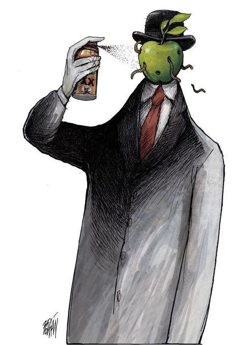 30 ироничных карикатур мексиканского художника, в которых слишком много правды 13