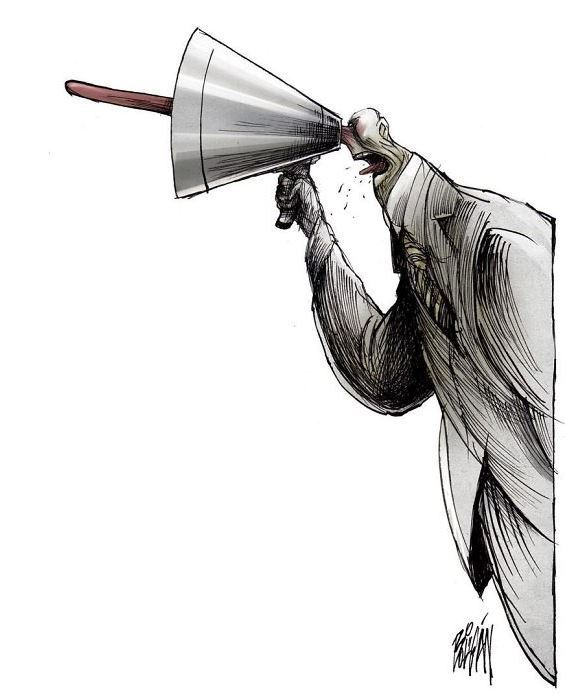 30 ироничных карикатур мексиканского художника, в которых слишком много правды 10