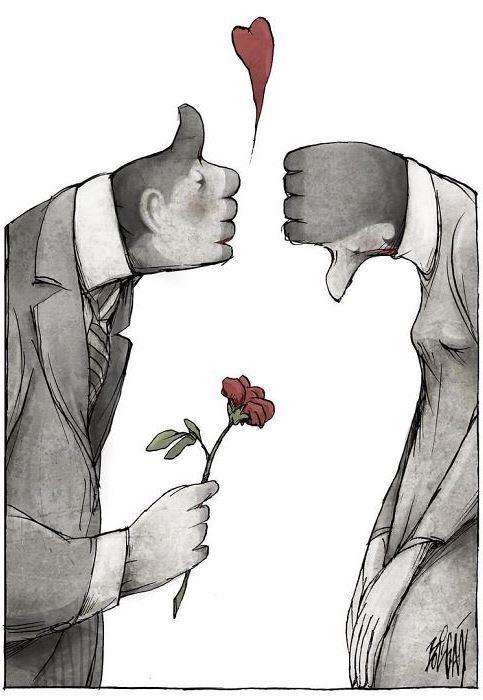 30 ироничных карикатур мексиканского художника, в которых слишком много правды 12