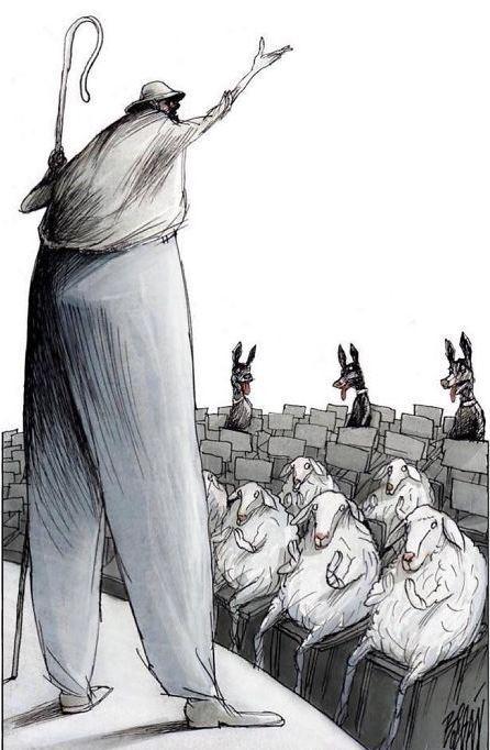 30 ироничных карикатур мексиканского художника, в которых слишком много правды 14