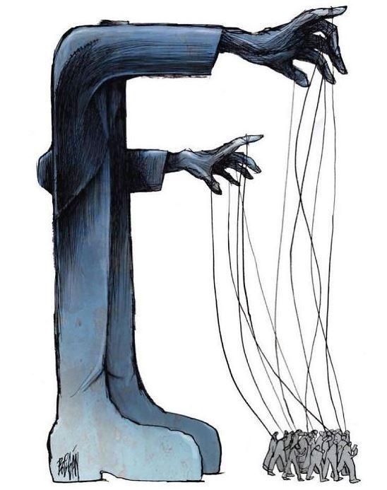 30 ироничных карикатур мексиканского художника, в которых слишком много правды 17