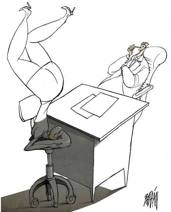30 ироничных карикатур мексиканского художника, в которых слишком много правды 26