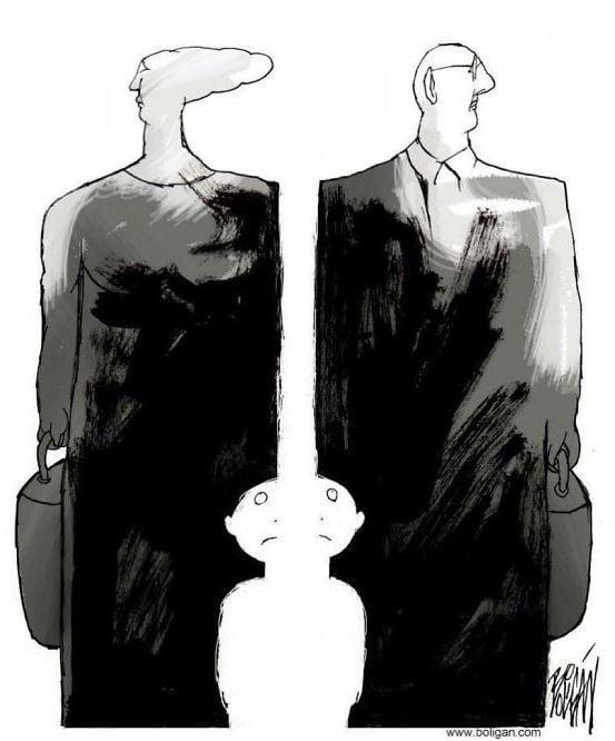 30 ироничных карикатур мексиканского художника, в которых слишком много правды 23