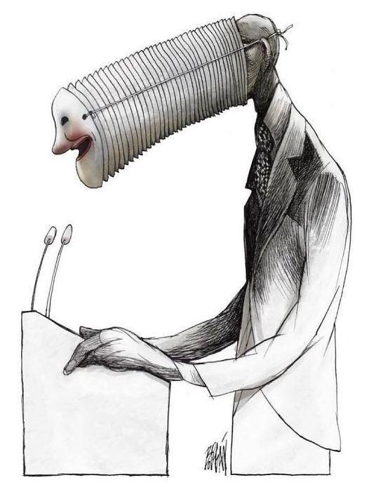 30 ироничных карикатур мексиканского художника, в которых слишком много правды 18