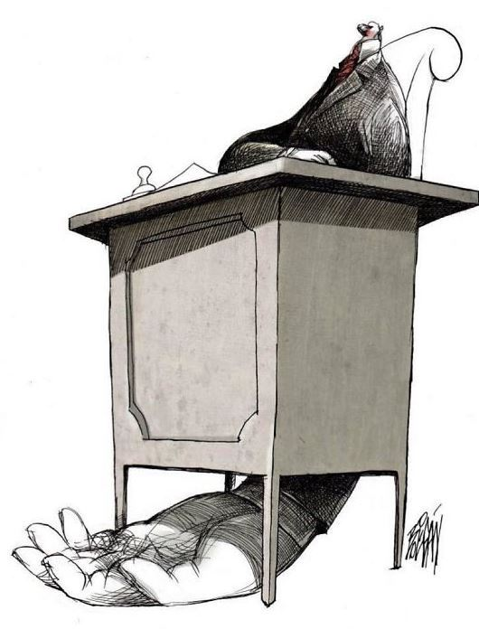 30 ироничных карикатур мексиканского художника, в которых слишком много правды 19