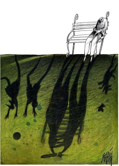 30 ироничных карикатур мексиканского художника, в которых слишком много правды 20