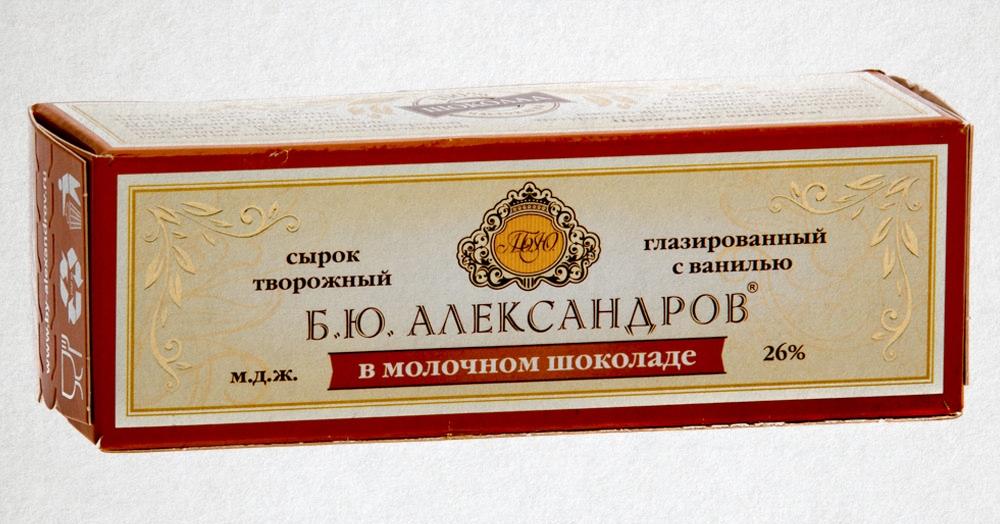 Как сырок «Б. Ю. Александров» стал мемом об искренней любви и несметном богатстве