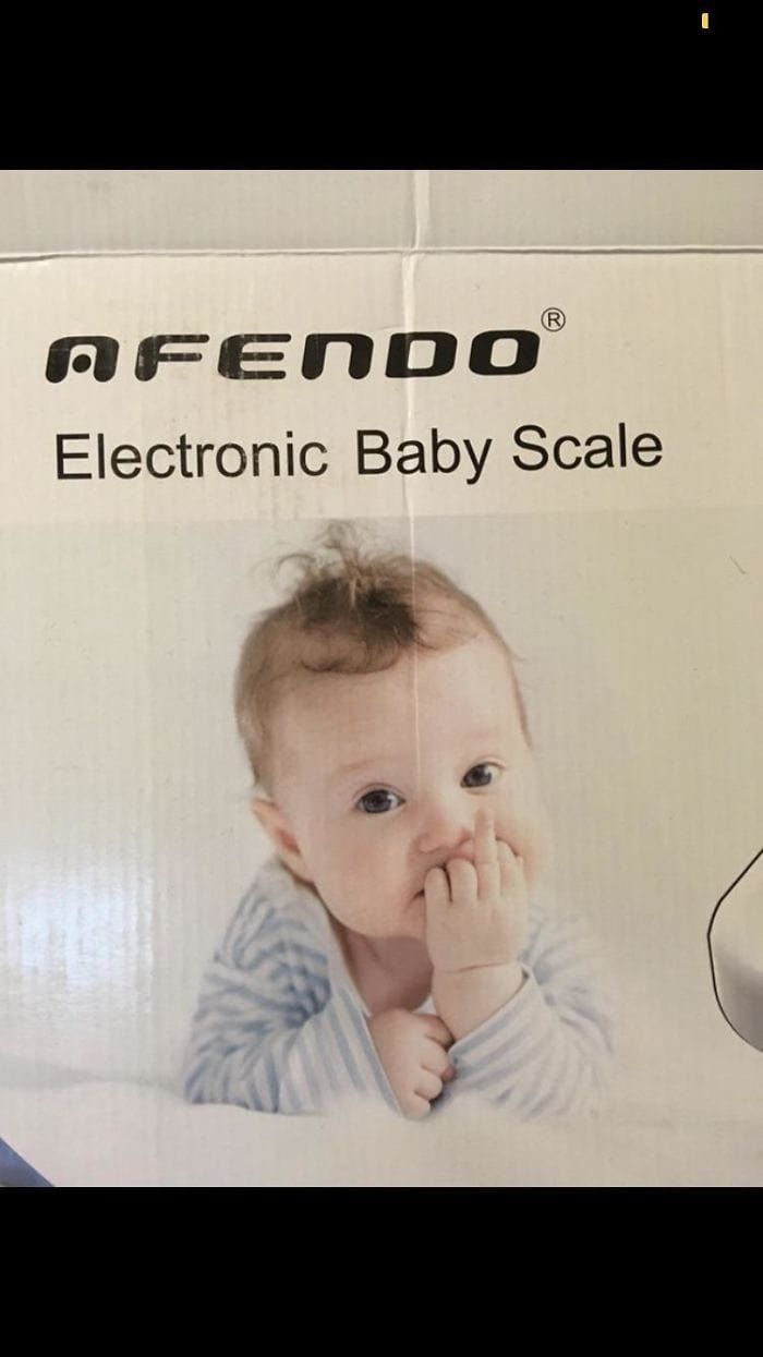 This Baby Scale…