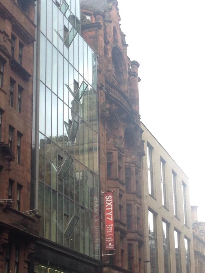 Crappy Windows For Glasgow, A City Known For Its Rain