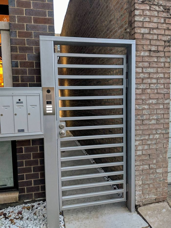 When Your Security Gate Is A Ladder