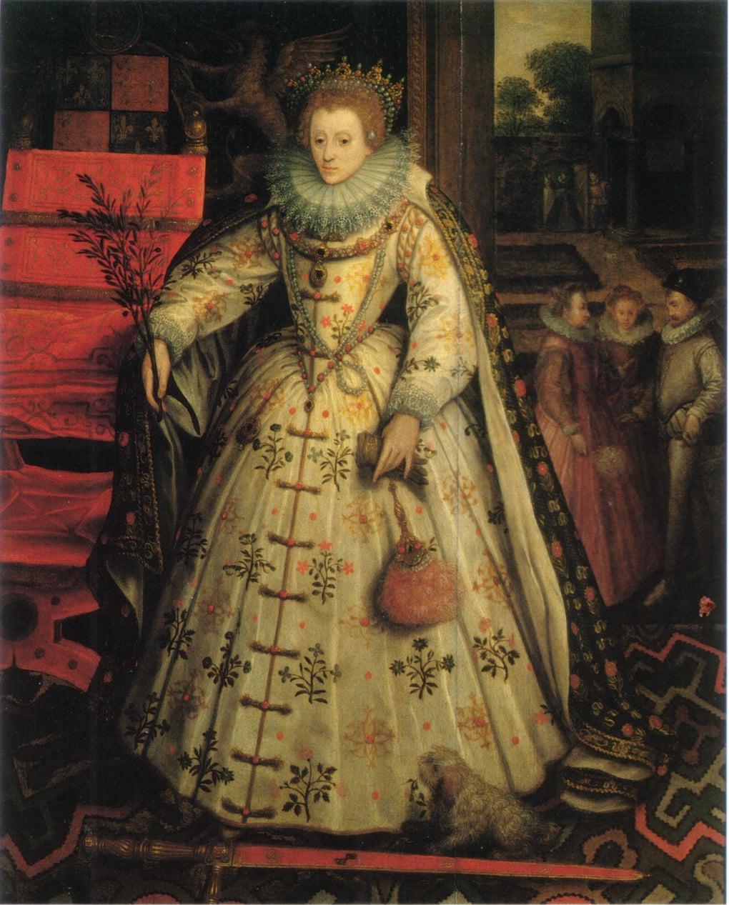 Британский художник «оживил» портрет Елизаветы I. Получилось пугающе реалистично