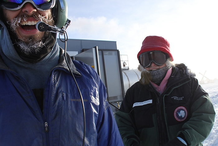 An American Scientist Was The First And Only Person To Find A Match On Tinder In Antarctica