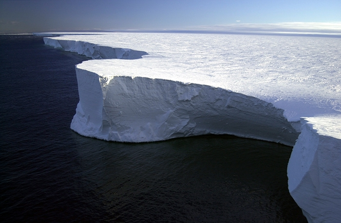 The Largest Recorded Iceberg Was Bigger Than The Whole Island Of Jamaica